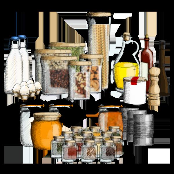 principe-mentor-ranger-cuisine-trier-matériel-alimentaire-philippe-etchebest