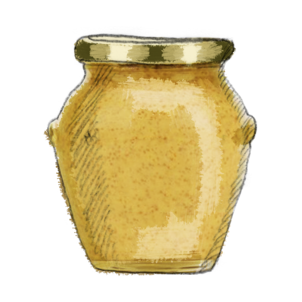 liste-condiments-placard-moutarde-ancienne