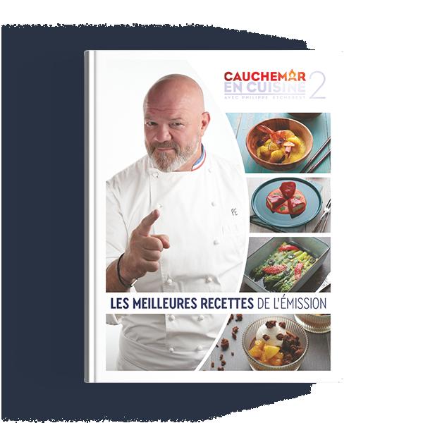 Cauchemar En Cuisine 2 Livre Dedicace Par Philippe Etchebest
