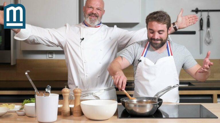 recette-mentor-philippe-etchebest-pâtes-bolognaise