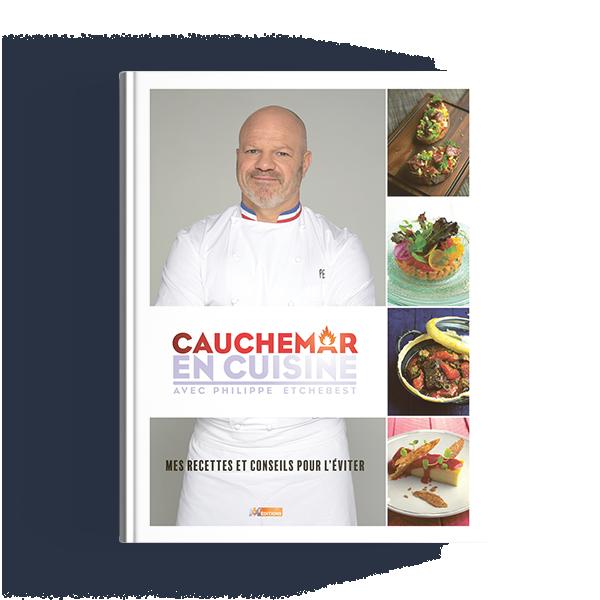 Cauchemar en cuisine livre d dicac philippe etchebest - Recette cauchemar en cuisine ...